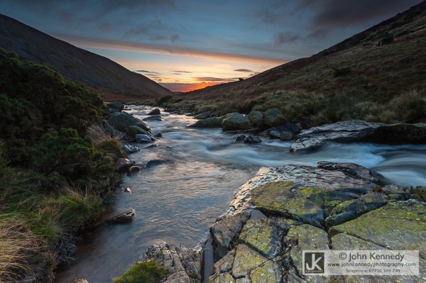A selection of landscape photographs from across the UK